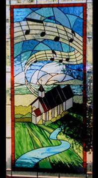 Commercial and Church Stained Glass