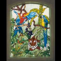Commercial and Residential Stained Glass